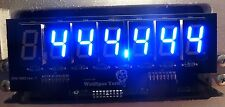7-Digit Replacement Display Kit for Bally/Stern Pinballs - Blue digits