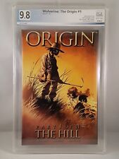 Wolverine: The Origin #1 PGX 9.8 - Marvel Comics 2001 Like CGC