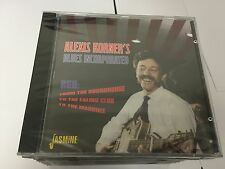 Korner Alexis - Blues Incorporated NEW SEALED 2 CD 604988026528