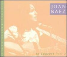 Joan Baez - In Concert 2 [New CD] Reissue