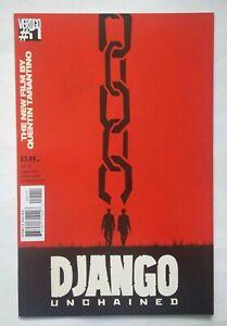 Django Unchained #1 Vertigo Comics