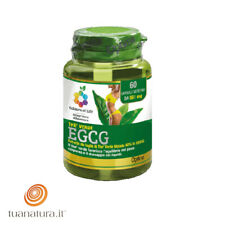 THÈ VERDE EGCG 60 Capsule Optima Utile per favorire l'equilibrio del peso