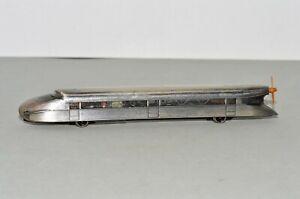 Z Scale Marklin 8876 Powered Zeppelin Railcar w/ Working Propeller
