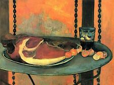 PAUL GAUGUIN HAM OLD MASTER ART PAINTING PRINT POSTER 2240OMA