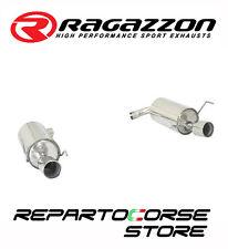 RAGAZZON SCARICO SDOPPIATO TERM. TONDI 2/102MM ALFA 159 2.4JTDm 20V 154kW 209CV