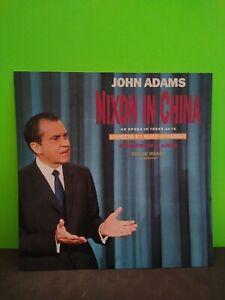 John Adams Nixon In China LP Flat Promo 12x12 POSTER #
