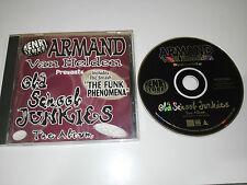 ARMAND VAN HELDEN PRESENTS OLD SCHOOL JUNKIES THE ALBUM - CD 1996