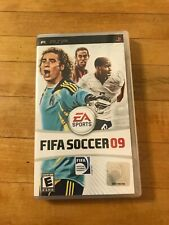 FIFA SOCCER 09 Game for Sony PSP 2008 EA Sports Rated E New & Sealed