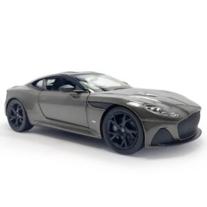 1:24 Aston Martin DBS Superleggera Model Car Diecast Replica Collection Grey