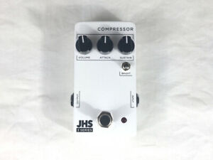 Used JHS 3 Series Compressor Guitar Effects Pedal