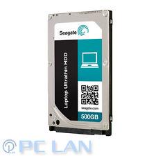 "HP Seagate Laptop Thin 500GB SATA-6Gb 7200rpm 32MB 2.5"" HDD 756731-001"