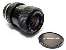 Olympus OM System S Zuiko F4/35-70mm  Auto Zoom Lens + Caps - Excellent.