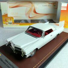 1/43 GLM Model Cadillac Eldorado Convertible Aspen White GLM124604