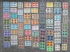 Schweiz! 70 verschiedene 4er Blöcke! (4)