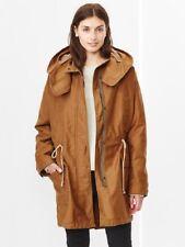 NWT Gap Women Parka Jacket Size Large