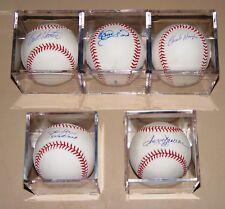 1977 Yankees/Dodgers Autograph Collection (Jackson 3 HRs)