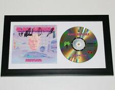 GLASS ANIMALS BAND SIGNED FRAMED DREAMLAND CD COVER ALBUM w/COA ZABA DAVE BAYLEY