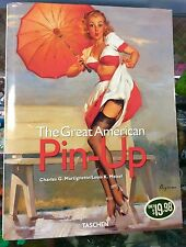 The Great American Pin-up By Martignette/Meisel  2006 Hardcover