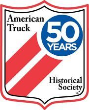 1 year US individual membership to American Truck Historical Society @ 2019 rate