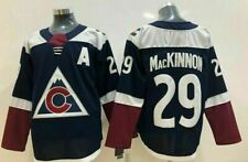 Nathan MacKinnon#29 Colorado Avalanche Men's Hockey Stitched Jersey Home