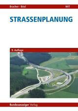 Straßenplanung   Andreas Bracher (u. a.)   Taschenbuch   Deutsch   2016