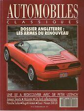 AUTOMOBILES CLASSIQUES 42 HONDA 300ZX MORGAN +4+ McLAREN M6 GT BUGATTI 101 ANT