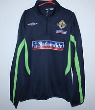 Northern Ireland National Team training jacket Umbro Size XL