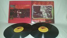 FRANK ZAPPA - ZAPPA IN NEW YORK -DESCREET RECORDS LP - RE-1 CENSORED RELEASE