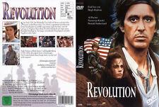 REVOLUTION --- Al Pacino --- Nastassja Kinski --- Klassiker ---