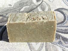 Solid Shampoo Bar for Oily Hair Rosemary Tea Tree Dead Sea Salt & Essential Oils