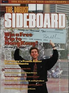 MTG Duelist Sideboard #4 Official Magazine of Organized Magic the Gathering Play