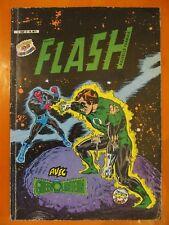 FLASH avec Green Lantern N° 5. Arédit 80 pages DC et couleurs