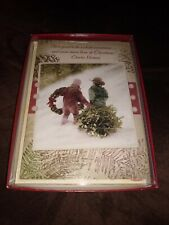"Leanin' Tree Greeting Cards 10 Pack ""Children Christmas"" NWT"