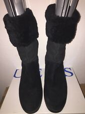 Ladies UGG BOOTS with wedge heel Size 40, UK 7,5
