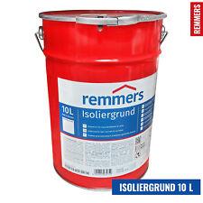 Remmers Isoliergrund weiss RAL9016 weiß Isolierfarb Holz-Grundierung Sperrgrund