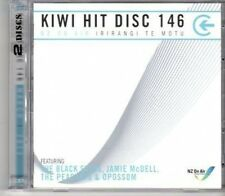 (DH132) Kiwi Hit Disc 146, 20 tracks various artists - 2012 double DJ CD