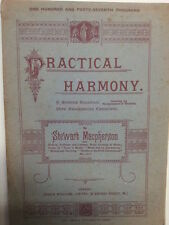 PRACTICAL HARMONY Stewart MacPherson / 1907