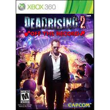Dead Rising 2: Off the Record (Microsoft Xbox 360, 2011)
