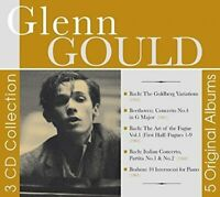 Glenn Gould - 5 Original Albums [CD]