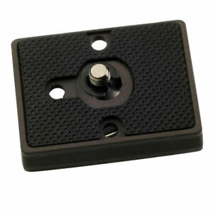"""Quick Release Plate 1/4"""" Screw for Bogen Manfrotto QR 200PL-14 RC2 System  UK"""