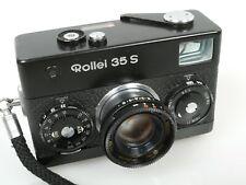 Rollei 35s 35 s Black sonnar 2,8/40 totalmente funcional fully functional