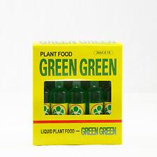Free Shipping 10 Bottles Green Green - Lucky Bamboo Plant Food & Fertilizer