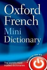 Oxford French Mini Dictionary: French-English, English-French/Francais-Anglais,