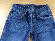Nice GUESS WOMENS JEANS Size 24 Inseam 29 1/2 - Lightly Worn - Hemmed