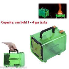 BRS - Q5 Portable Outdoor Picnic Camping Travel Power Gas Tank Unit Bin