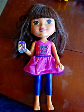 Dora The Explorer Talking Doll With Smartphone