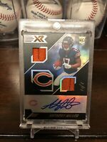 Anthony Miller 2018 Panini XR Rookie Patch Auto True 1/1 Bears