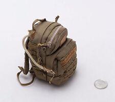 1/6 DAM British Army Minimi Gunner Expo Motherlode Backpack *TOY*