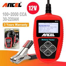 Ancel BA101 12V Auto Battery Tester Analyzer Tool 100-2000CCA Diagnostic Scanner
