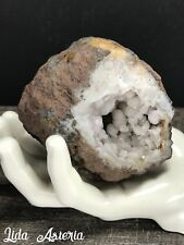 Quality Snowball Crystal Cluster  1.1Lb Geode 100% Natural Kentucky Quartz Gem